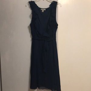 Jonathan Martin Navy dress